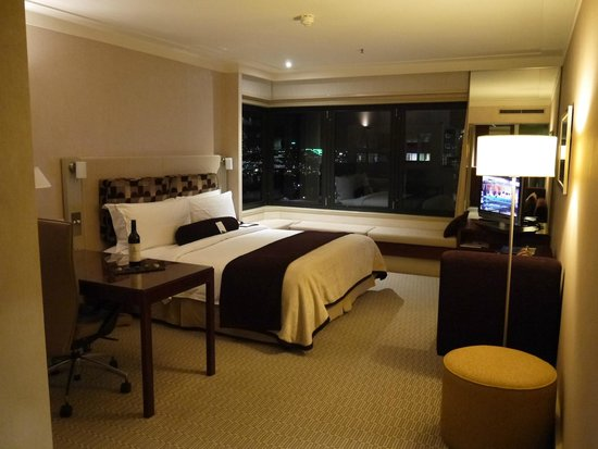 InterContinental Sydney : room