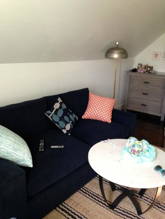 The Attwater : Sitting room