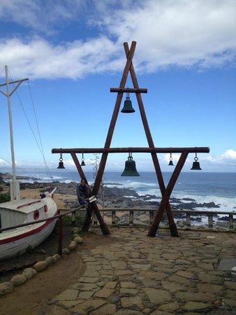Casa de Pablo Neruda: El mar