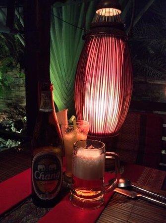 John's Garden : Drinks