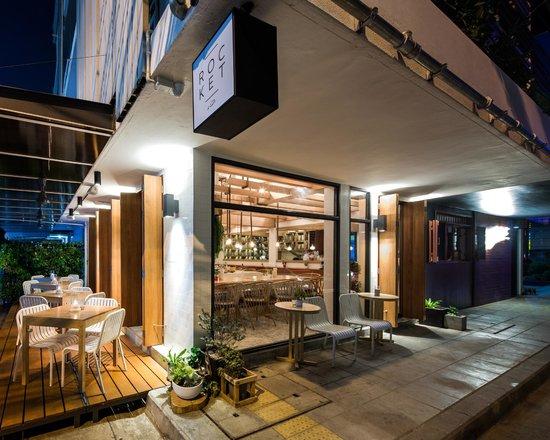 Photo of Cafe Rocket Coffeebar at 149 ซอย 12 สาธร แขวงสีลม เขตบางรัก, Bangkok 10500, Thailand