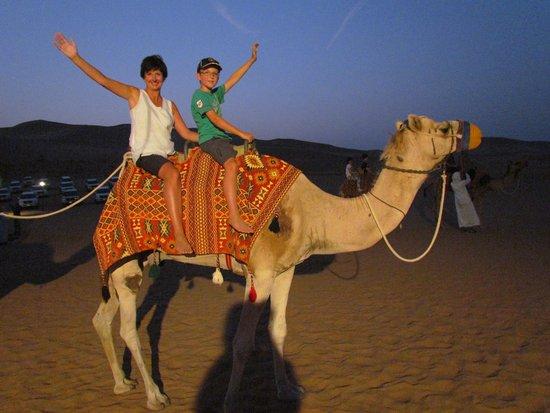 Arabian Adventures: Camel ride