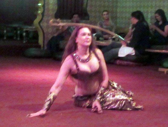 Sword Dance - Belly Dancer - Moroccan Restaurant Menara, San Jose, Ca -  Picture of Menara Moroccan Restaurant, San Jose - Tripadvisor
