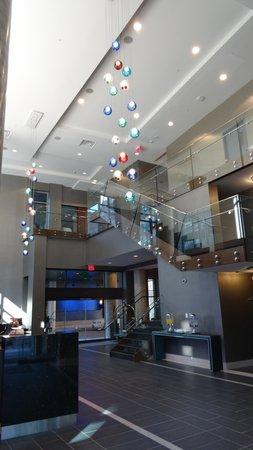 Hotel BLU : lobby