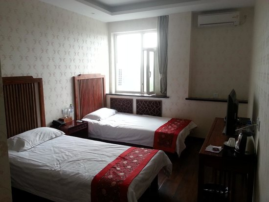 Traditional View Hotel: Standard twin room