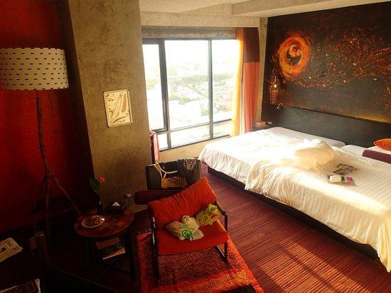 Siam@Siam Design Hotel Bangkok : Rooms look even better in person