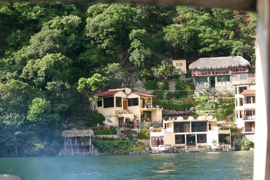Hotel Restaurante La Villa de los Dioses: Hotel
