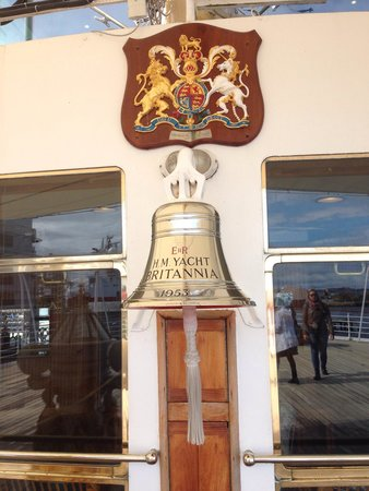 Royal Yacht Britannia: Britannia