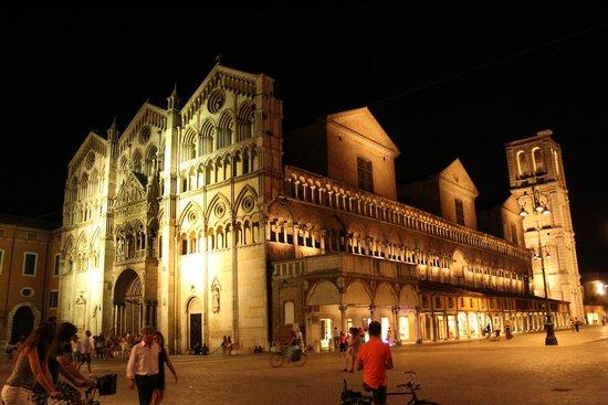 Basilica Cattedrale di San Giorgio Martire: la cattedrale di notte