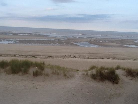 Novotel Thalassa Le Touquet: view from room balcony