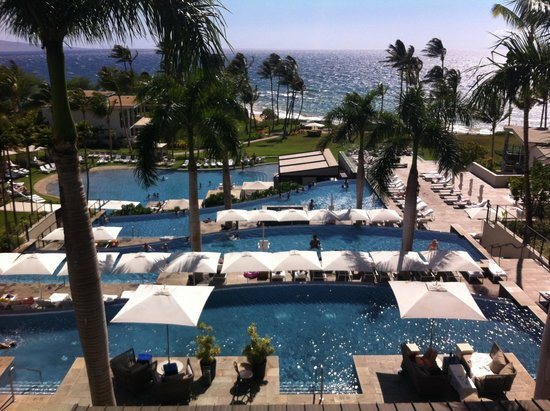 Andaz Maui At Wailea: Pools