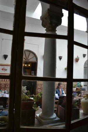 Hostal El Antiguo Convento: -