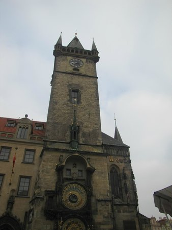 Old Town Hall and Astronomical Clock : Староместская ратуша