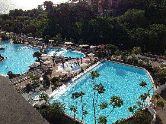 Gran Tacande Wellness & Relax Costa Adeje: Бассейны в отеле