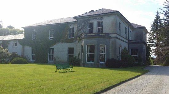 Currarevagh House: Grand House