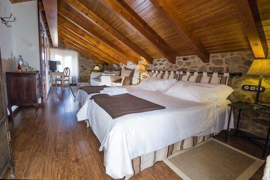 Foto de hotel rústico lugar do cotariño, camariñas: baño ...
