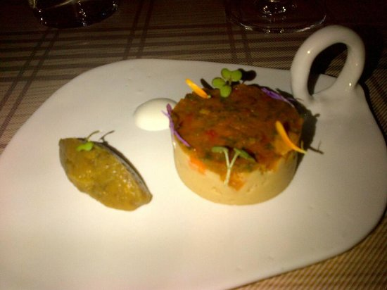 Maison Manesse : Chick pea terrine