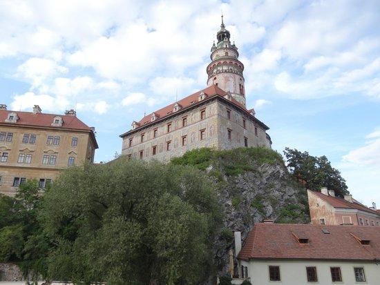 Hotel Dvorak: 部屋からの眺め