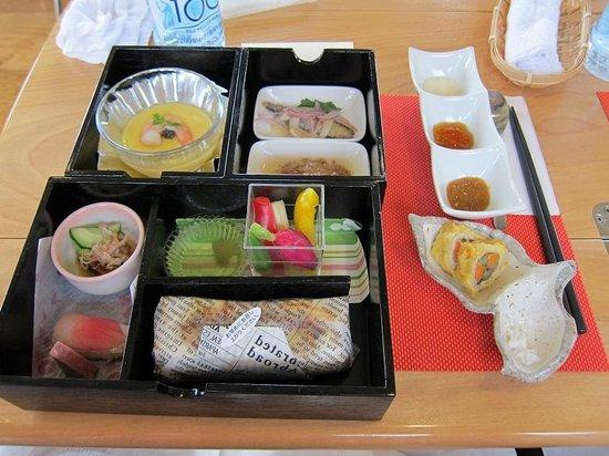 Kyushu, Giappone: 食事