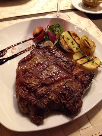 La Parrillita Argentina: Rump Steak