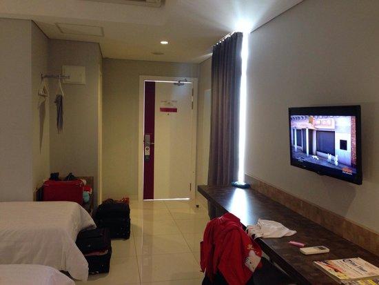 favehotel Daeng Tompo : Triple room