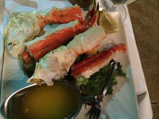 Prime 112 : Alaskan King Crab Legs