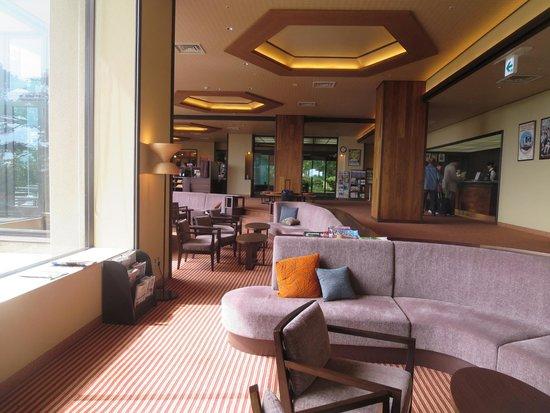 Jodogahama Park Hotel: ロビー