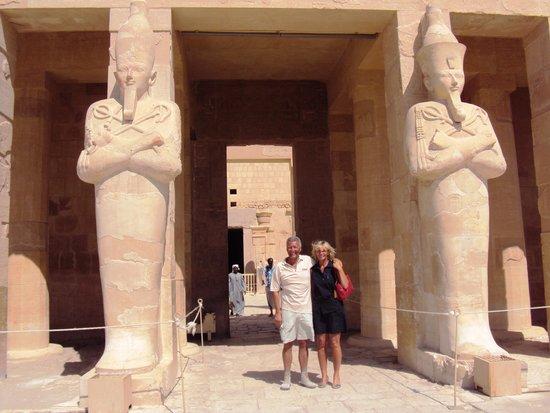 Jolie Ville Hotel & Spa - Kings Island, Luxor : Vallée des Rois