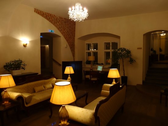 Savic Hotel: 2階パブリックスペース