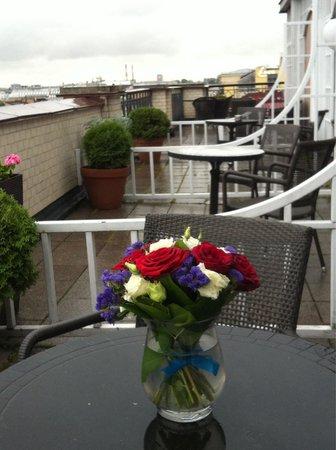Belmond Grand Hotel Europe : Террасы на 5-м этаже