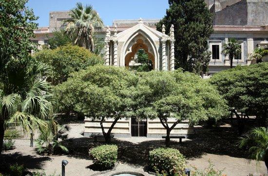 Monastero dei Benedettini: Chiostro