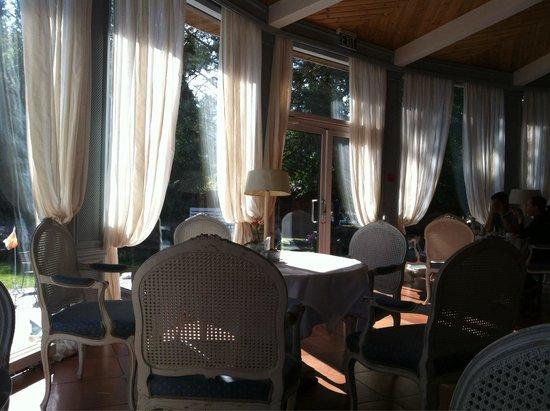 Skandinavia Country Club & SPA: Зал для завтраков