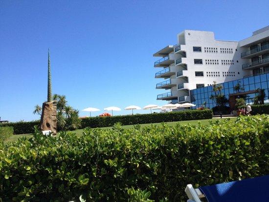 Grand Hotel Berti: arte, architettura e natura a confronto