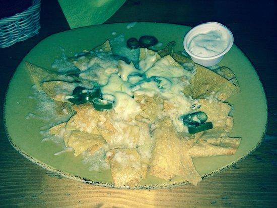 Tijuana: Deuxième coup de coeur: plateau de nachos jalapenos