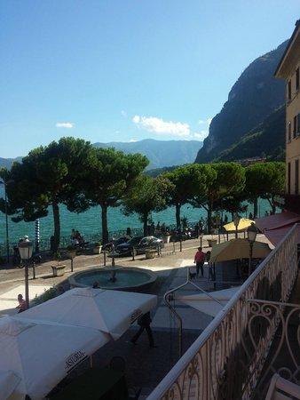 Hotel Garni Corona: Balcony view