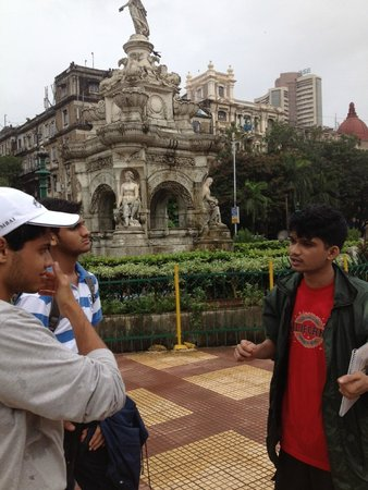 Raconteur Walks Mumbai: Flora Fountain