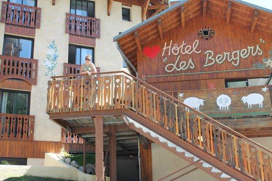 Hotel Club du Soleil Les Bergers : hotel