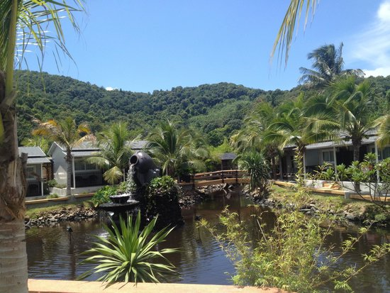 Airis Sanctuary Resort : Nice place, shame about the rooms