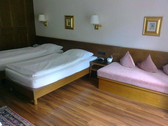 Hotel Mueller: Room interior