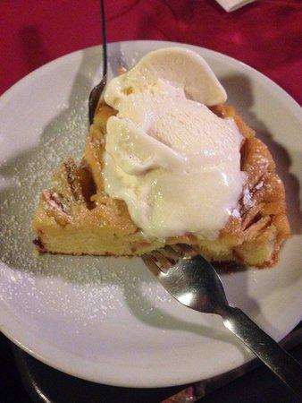 """Gli Specialisti: Sublime! Torta di mele """"fatta in casa""""e gelato"""