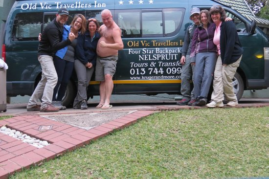 Kruger Flexi Tours - Day Tours: Dave and More