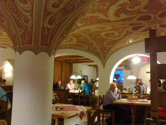 's Wirtshaus im Weinbauer: Interior