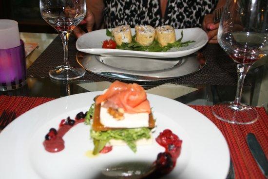 Hotel Alcadima: PLATS
