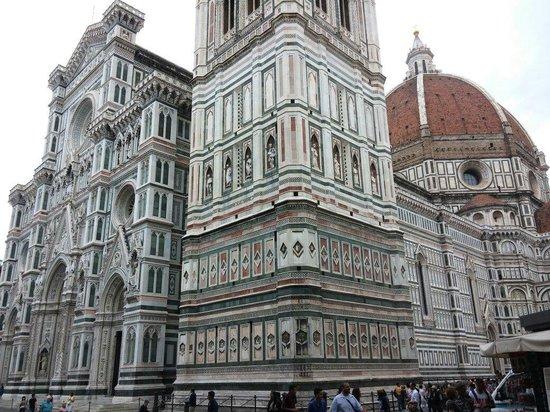 Piazza del Duomo: Duomo e Cupola del Brunelleschi