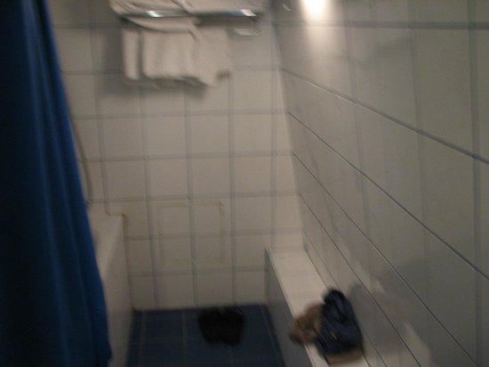 HOTEL ALEXANDRIE : חדר רחצה