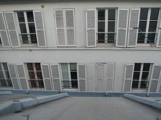 HOTEL ALEXANDRIE : נוף מהחדר