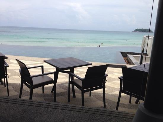 The Shore at Katathani: A view from the resturant