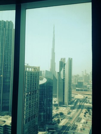 Rose Rayhaan by Rotana - Dubai : View from the room