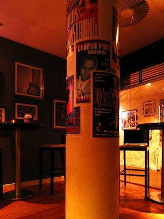 Princess Hotel Amersfoort: Very nice lounge artistic details