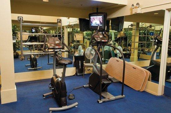 The Donatello: Fitness Center